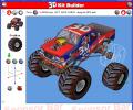 3D Kit Builder (Monster Truck) Screenshot 0
