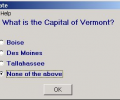 Quiz of the States Screenshot 0