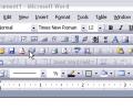 WinFax PRO Macro for Word XP/2000/2003 Screenshot 0