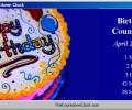 T-Minus Birthday Countdown Screenshot 0