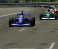 F1 Racing 3D Screensaver Screenshot 0
