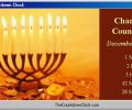 T-Minus Chanukah Countdown Screenshot 0