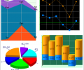 Advanced Graphs and Charts for PHP Screenshot 0
