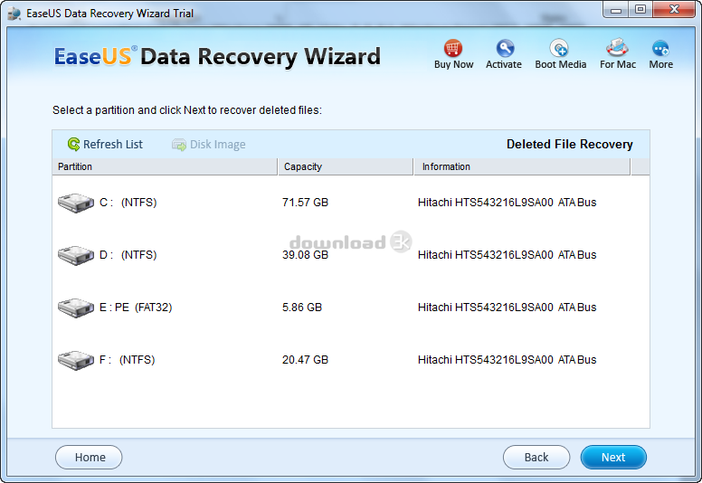 activation code easeus data recovery wizard 11.8