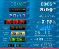 Clock Tray Skins Lite Screenshot 0
