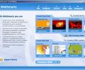 Websmartz Flash Intro Builder Screenshot 0