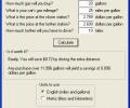 Gas Price Calculator Screenshot 0