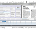 EASITax 1099 / W2 Tax Software Screenshot 0