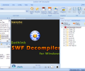 Sothink SWF Decompiler Screenshot 0