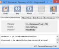 ACT Password Recovery Screenshot 0