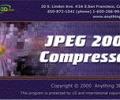 JPEG 2000 Compressor Screenshot 0
