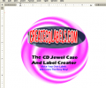 CD and DVD Jewel Case and Label Creator Screenshot 0