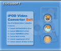 Cucusoft iPod Video Converter + DVD to iPod Suite Screenshot 0
