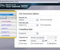 Miraplacid Text Driver Terminal Edition Screenshot 0