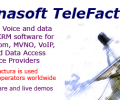 Dynasoft TeleFactura Telecom ISP CDR Screenshot 0
