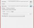ECMerge Pro (Windows) Screenshot 4
