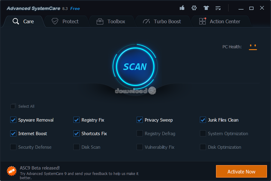 advanced systemcare pro 9 review