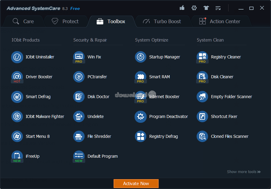 Advanced SystemCare 12 5 0 354 Review & Alternatives - Free