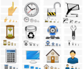 Iconshock Impressions - Professional icons for your software and web Screenshot 0