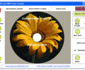 Easy CD & DVD Cover Creator and Disc Label Maker Screenshot 0
