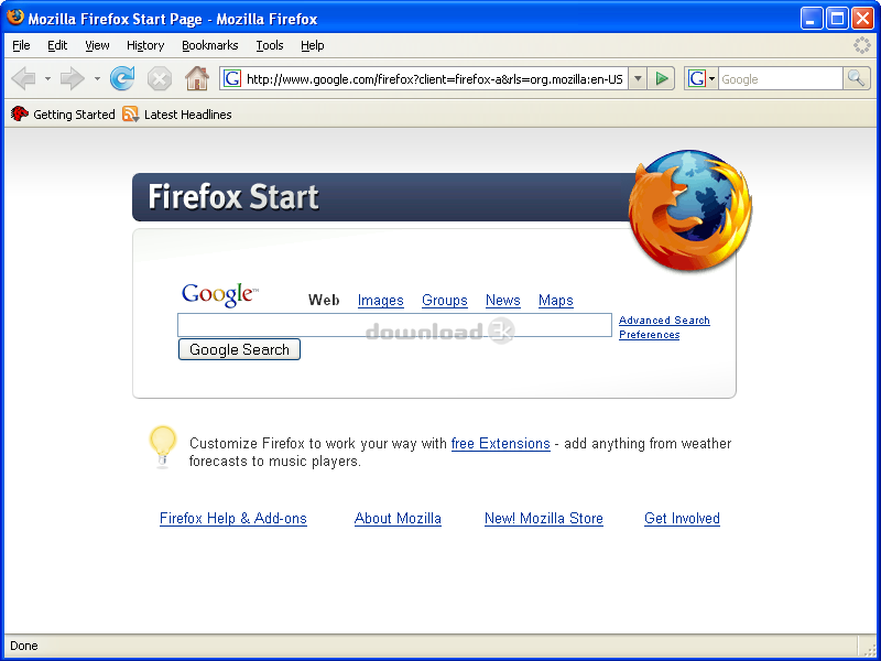 mozilla firefox download for windows xp 32 bit