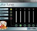 Mac classic Guitar tuner Screenshot 0