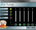 Mac OSX Guitar tuner Screenshot 0
