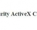 PDF Security ActiveX Screenshot 0