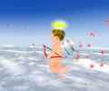 Valentine's Day 3D Screensaver Screenshot 0