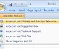 inspector text Screenshot 0