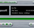 Power MP3 WMA Recorder Screenshot 0
