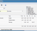 CyberMatrix Timesheets Standard Screenshot 0