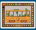 Coloring Book 6: Number Trains Screenshot 0