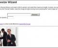 Image Resize Wizard Screenshot 0