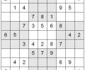 Medium Sudoku Puzzles Screenshot 0