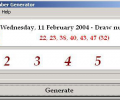 UK Lottery Generator Screenshot 0