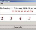 UK Lottery Generator Screenshot 0