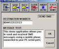 HS GSM SMS C Source Library Screenshot 0