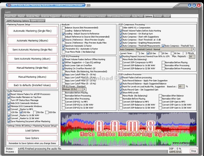 aams auto audio mastering system keygen