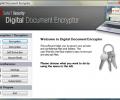 Digital Document Encryptor Screenshot 0