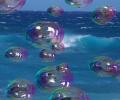 Amazing Bubbles 3D screensaver Screenshot 0