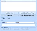 Excel Sort & Filter List Software Screenshot 0