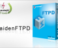 RaidenFTPD FTP Server Screenshot 0