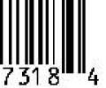UPC EAN Barcode Font Screenshot 0