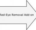 Aurigma Red-Eye Removal Add-on Screenshot 0