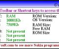 RMRUtils for Nokia Communicator Screenshot 0