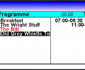 RMRTV for Nokia Communicator Screenshot 0