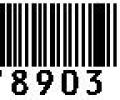 MSI Plessey Barcode Font Package Screenshot 0
