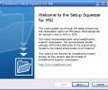 InstallAware Setup Squeezer for MSI Screenshot 0