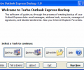 Turbo Outlook Express Backup Screenshot 0